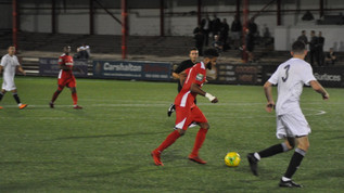 Chances missed against Worthing