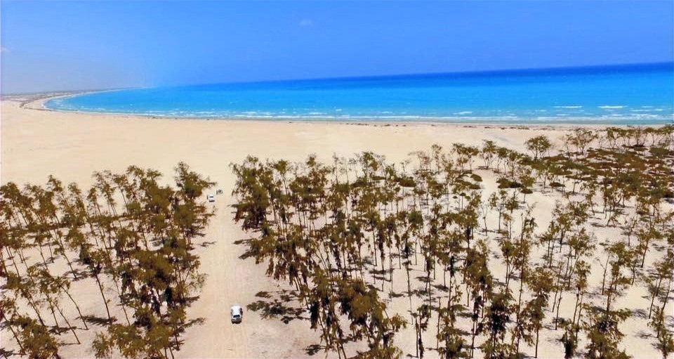 Adale Beach, Somalia beaches, beaches in Somalia