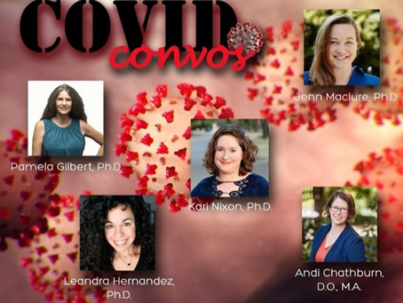 Weekly COVID-19 Facebook Chat