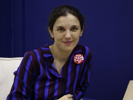 Дарья Зарина — член жюри премии «Город действия»
