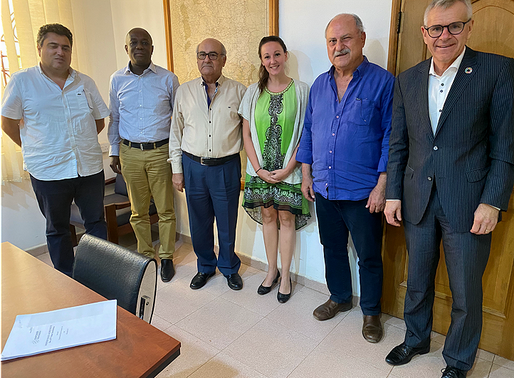 Ghana: Miniplast Ltd sign 20-year solar power contract with STELLA and EmNEW