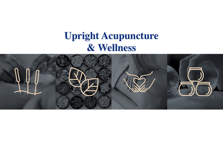 Introducing Upright Acupuncture & Wellness LLC