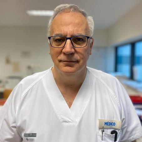 Entrevista a Alfredo De Diego, jefe de neumología de La Fe