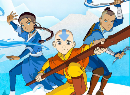 Netflix Anime Review: Avatar The Last Airbender