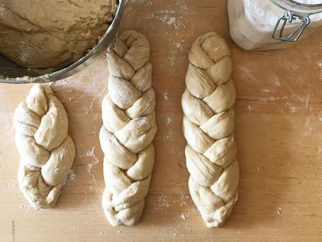 Challah Baking Tutorial