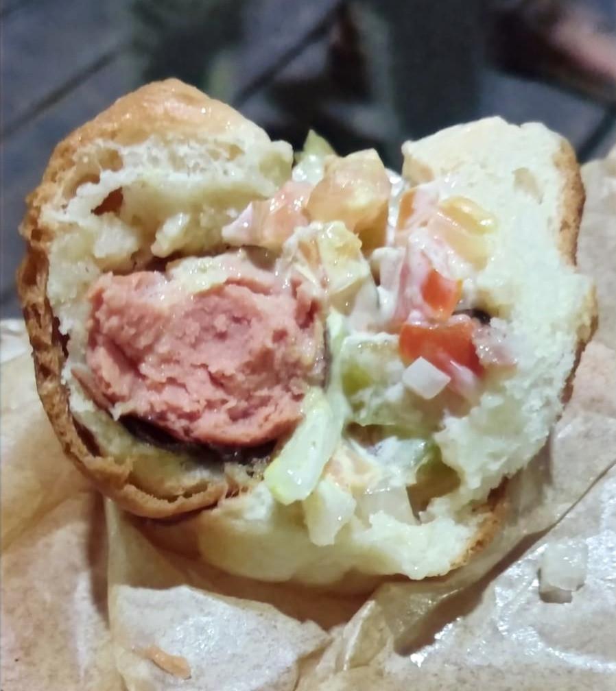 la paz hot dog
