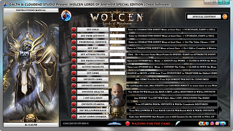 Wolcen Lords Of Mayhem Normal Edition (F