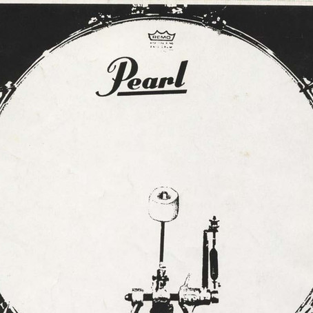 EP 63 - The History of Pearl Drums with Raymond Massey