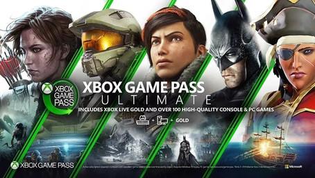 Sorteio:  3 Meses de XBOX GAME PASS ULTIMATE