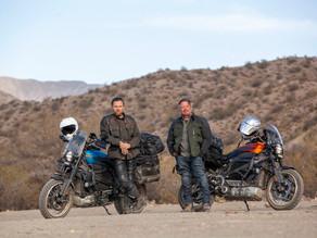 Long Way Up: A Saga de Ewan McGregor e Charley Boorman ganha uma nova temporada