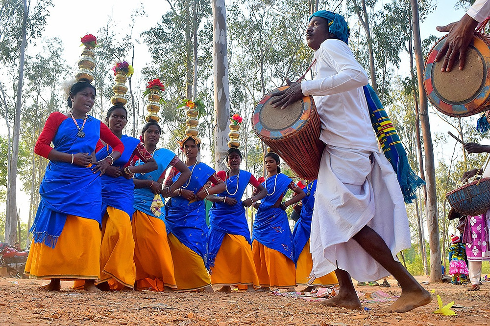 shantiniketan tribal dance people of bengal bengali online magazine bangla canvas