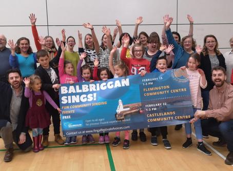 Balbriggan Sings!
