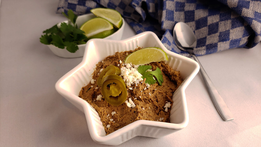keto refried beans recipe