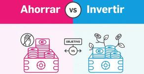 Diferencia entre ahorro e inversión