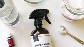 DIY Fabric & Room Freshening Spray