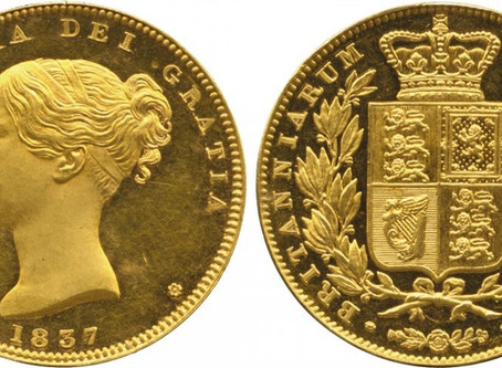 The World's rarest Gold Sovereigns Part 2: Queen Victoria Royal mint London