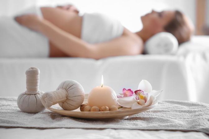 Zwangerschap en massage
