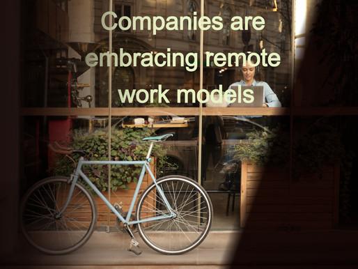 Remote work models!