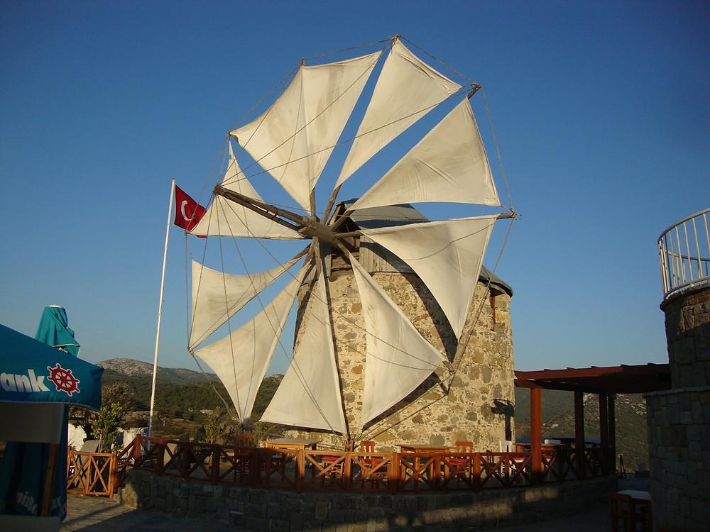 Bodrum Yel Değirenleri | GeziBahçesi Seyahat Gezi Bloğu