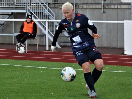 Anni Miettunen i Åland United 2021