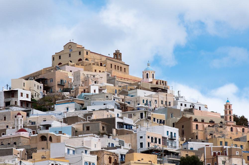 Ano Syros Greece