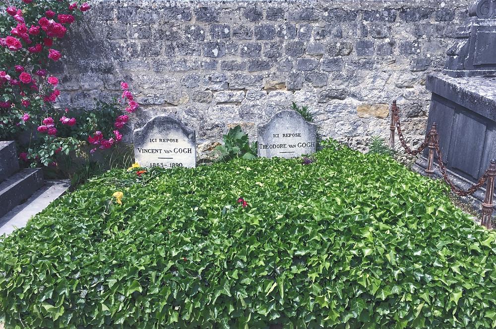 Vincent van Gogh's Grave
