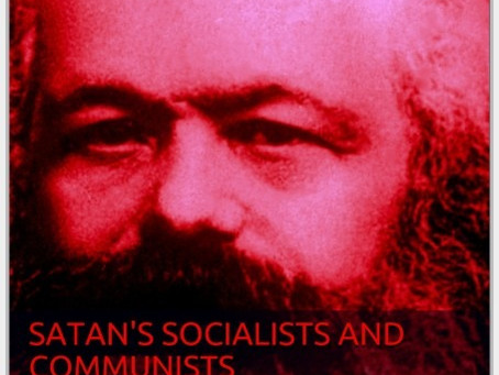 THE COMMUNIST CHINESE AND  KARL MARX