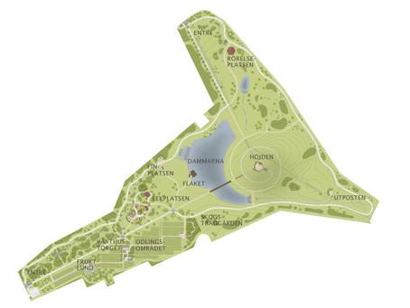21 hektar funktionell park anläggs i Lund