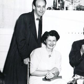 Bill and Marion Pratt