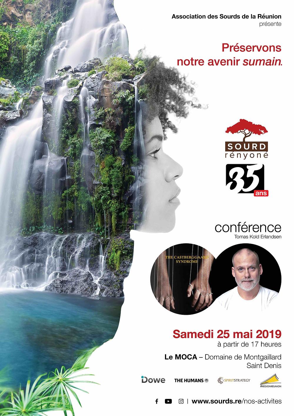 "Conférence ""Le syndome de Castberggaard"""