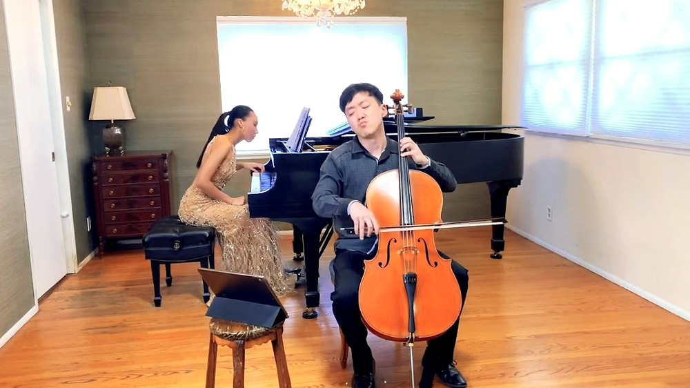relax, concert, performance, bach, classical, cello, piano
