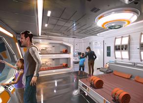 Plans Unveiled for Star Wars-Inspired Themed Resort at Walt Disney World