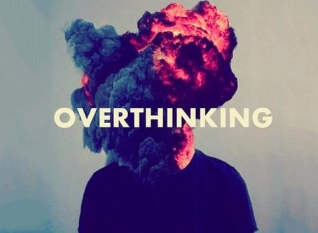 Sounds of My Writings: Don't Overthink, Keep Treading