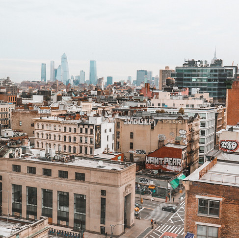 Where to stay in Lower Manhattan? - The Walker Tribeca Review