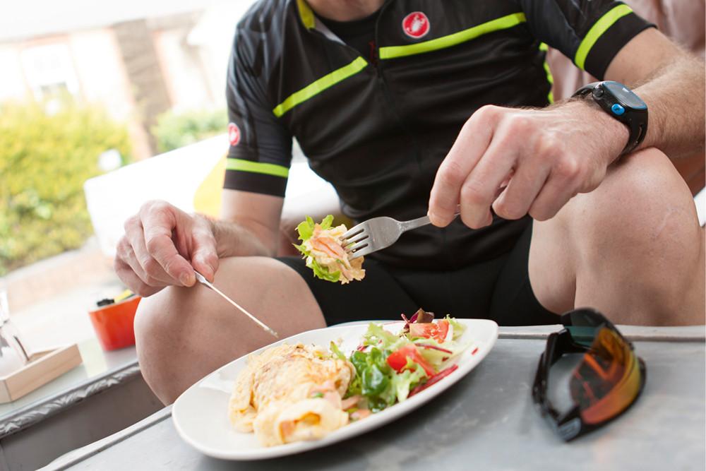 افضل نظام غذائي للركوب الدراجة