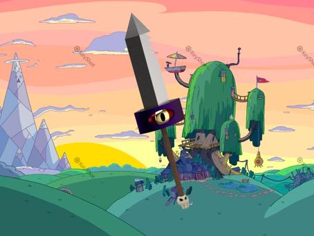 Jake's Sword