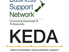Business Support Network Launched in Kapiti with KEDA -  Kapiti Economic Development Agency