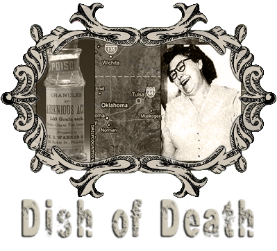 Dish of Death: Story of Nanny Doss