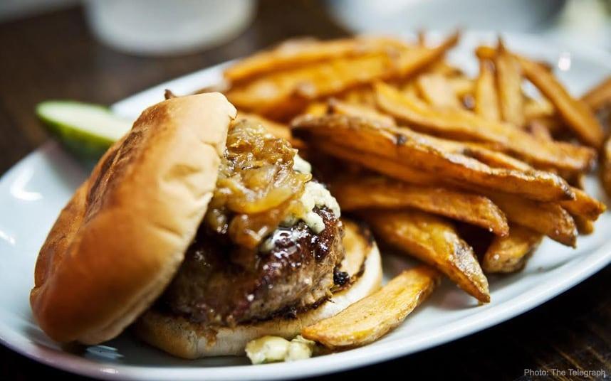 best burger in New York City