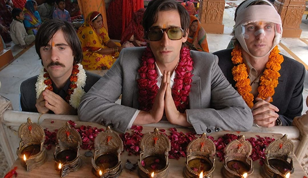 The Darjeeling Limited | Hollywood Movies filmed in India