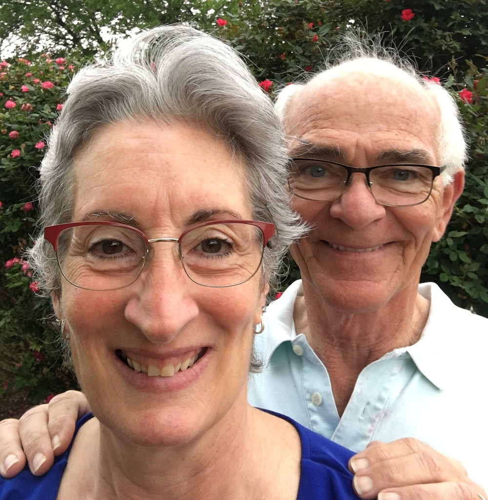 Your Quilters - Mike and Diane
