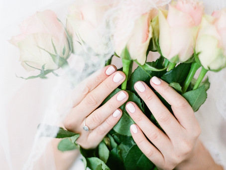 At Your Fingertips - Beauty Advice for Wedding Nails