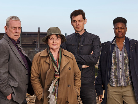 DJW client secures a role on ITV's VERA