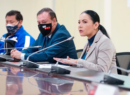 Cámaras de DISTANCIA2 se utilizará en las elecciones del 7 de febrero del 2021