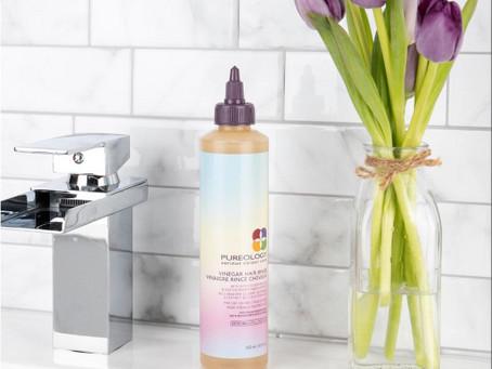 At Home Hair Tip #3 | Vinegar Hair Rinse