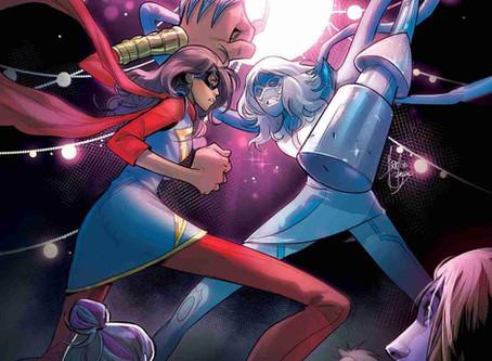 Marvel Announces Ms. Marvel Finale