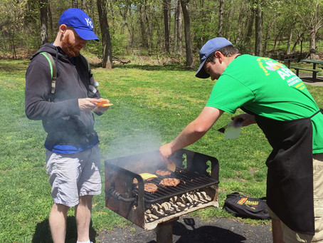 Men's Event: Corn Hole & Cook Out