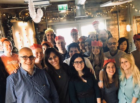 TVP Lab Christmas Party