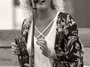 A healthy, 46-year-old New Jersey singer, still suffering 166 days after being touched by COVID-19.