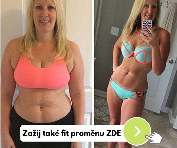 Fitness hubnutí a cvičení s Dančou Hájkovou